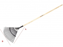 Fixed rake Bellota 3041 CM