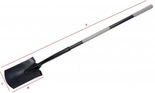 Лопата Bellota 3101MFV