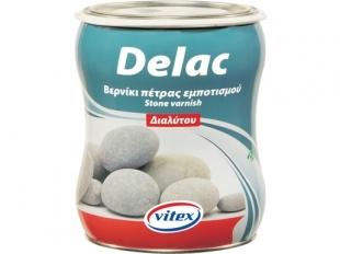 Лак за камък - DELAC
