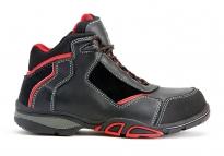 Urban Mid - черни обувки Bellota 72287N S3
