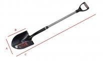 Градинска лопата Bellota 3103 MFVA