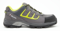 Trail Grey shoe Bellota 72212G S3