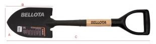Лопата Мини Bellota 5526