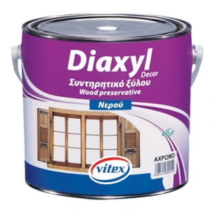 Импрегнант за дърво на водна основа - DIAXYL DECOR