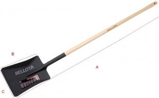 Строителна лопата Bellota 5502 - 2 ML