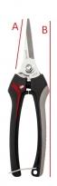 Цветарска ножица Bellota 3623 INOX