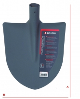 Лопата Bellota без сап 5552 26SM