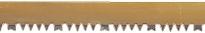 Fine Standard bow blade Bellota 4536