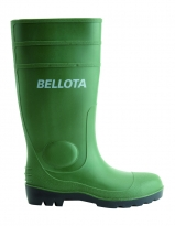 PVC green S5 boot Bellota