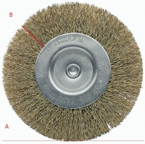 Circular brushes Bellota 50807