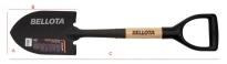 Multipurpose shovel Bellota 5526