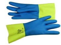Latex Bicolor glove Bellota 72172